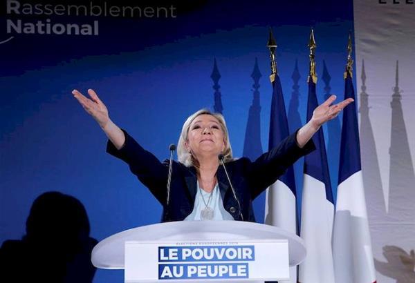 Ευρωεκλογές 2019-Γαλλία: Στην πρώτη θέση η Λεπέν σύμφωνα με τα exit polls