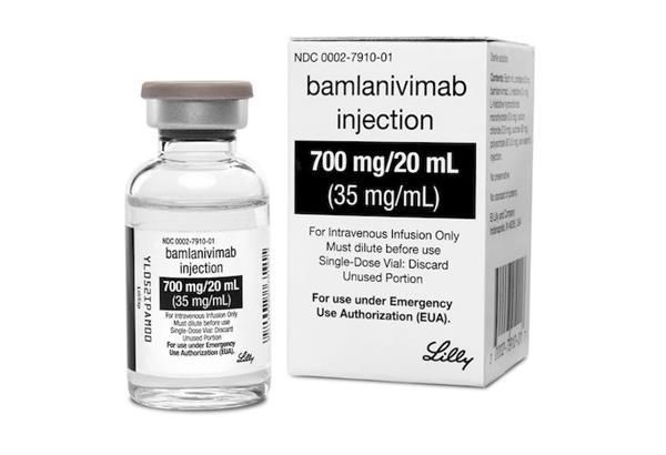 FDA: Κατ'αρχήν έγκριση  για το πρώτο φάρμακο αντισωμάτων σε ασθενείς με μέτρια συμπτώματα κορωνοϊού