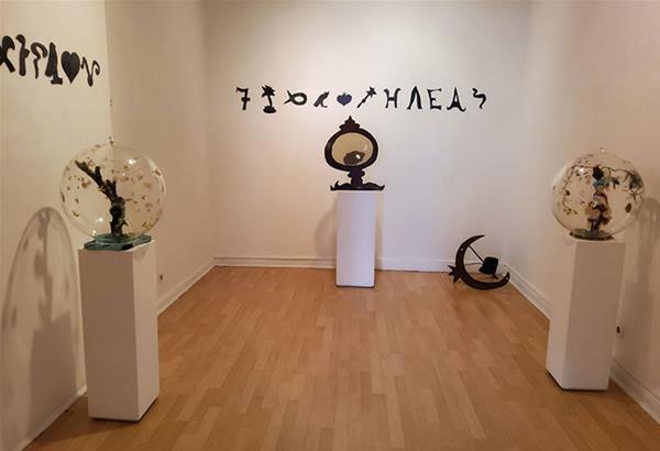 Έκθεση της Λυδίας Βενιέρη «Τα Ταρό του Έρωτα» στη γκαλερί Λόλα Νικολάου