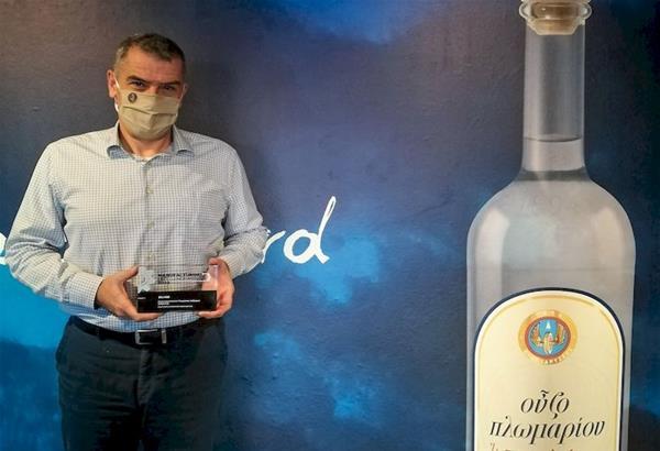 Manufacturing Excellence Awards 2020: Βραβείο για το Ούζο Πλωμαρίου