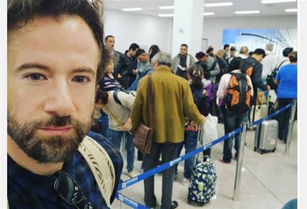 Τι εξόργισε τον Μαραβέγια στο αεροδρόμιο