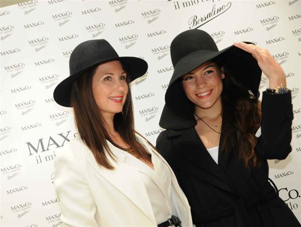 Παρουσίαση καπέλων Borsalino από την MAX&Co