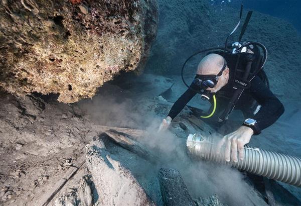 Κύθηρα: Νέα ευρήματα στο ιστορικό ναυάγιο «Μέντωρ» που μετέφερε τα κλεμμένα του Έλγιν