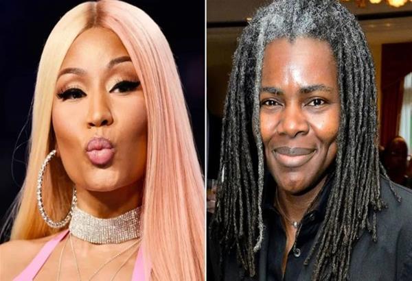 Nicki Minaj: 450.000 δολάρια στην Tracy Chapman για κλοπή τραγουδιού