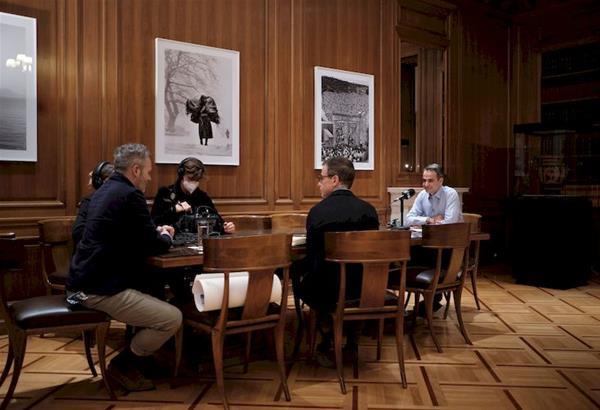 Monocle: Κυριάκος Μητσοτάκης- o Πρωθυπουργός με σημαντικό όραμα για την Ελλάδα