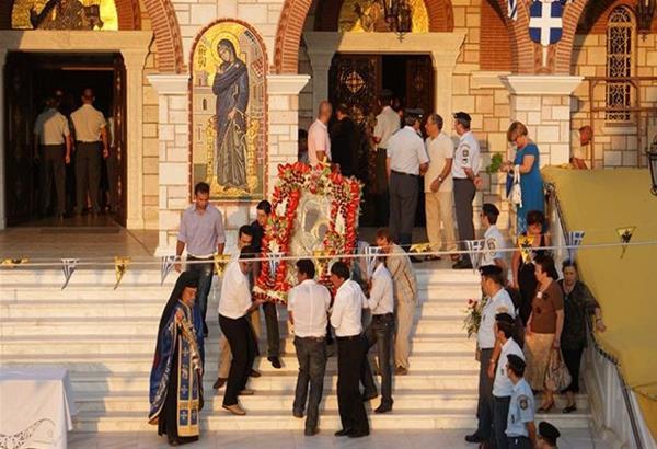 Κυκλοφοριακές ρυθμίσεις στη Νέα Μηχανιώνα για το πανηγύρι του Ιερού Ναού Παναγίας Φανερωμένης