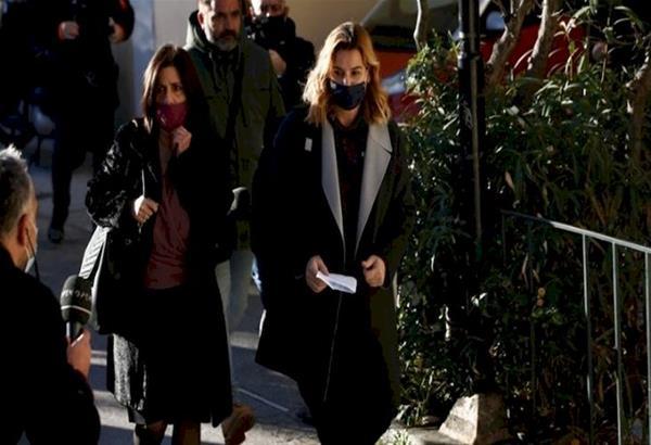 Μπεκατώρου: Για τρεις ώρες κατέθετε στην Εισαγγελία – Οι δηλώσεις κατά την έξοδό της