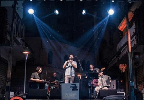 Το Christos El. Papadopoulos Quintet παρουσιάζει το «Mysterious Train»