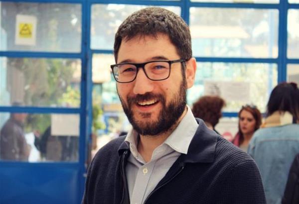 ΣΥΡΙΖΑ: Ο Νάσος Ηλιόπουλος νέος εκπρόσωπος Τύπου του κόμματος