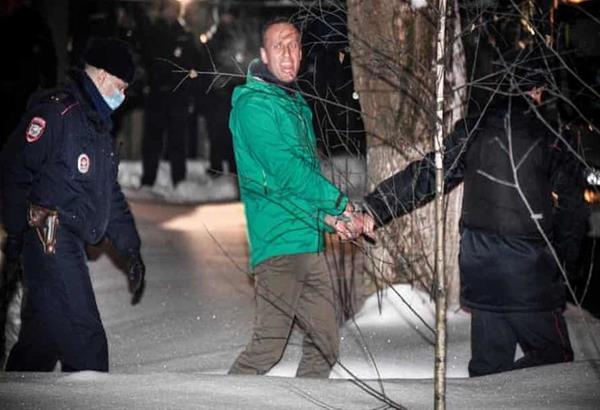 Ναβάλνι από τη φυλακή Tisina: «Είμαι καλά και δεν έχω σκοπό να αυτοκτονήσω»