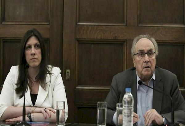 Μπεκατώρου: Δεν θα την εκπροσωπήσει η νομική ομάδα Κωνσταντόπουλου. Αλλαξε δικηγόρο