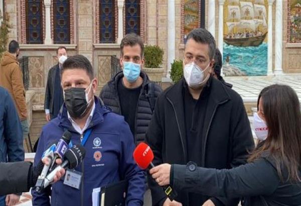Θεσσαλονίκη: Ιερέας το πρώτο κρούσμα της νοτιοαφρικανικής μετάλλαξης - Άρχισε η ιχνηλάτηση
