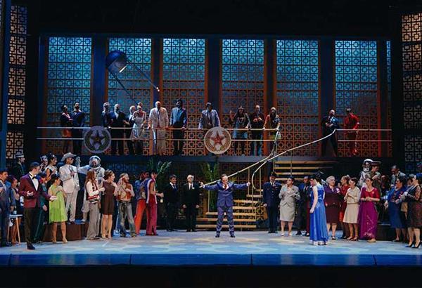Διαθέσιμη για 30 ώρες η οπερέτα «Η νυχτερίδα» του Γιόχαν Στράους του νεότερου