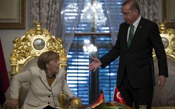 Η ωμή απειλή της Τουρκίας