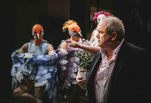 Οι «Όρνιθες» του ΚΘΒΕ για τρεις ακόμη παραστάσεις στο Θέατρο Δάσους
