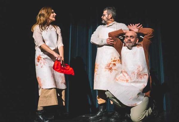 Αισχύλου Ορέστ3ια: μια διαδρομή στο Θέατρο Τ