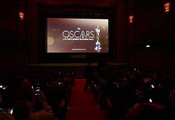 Η 91η τελετή απονομής των βραβείων OSCAR® στο Ολύμπιον