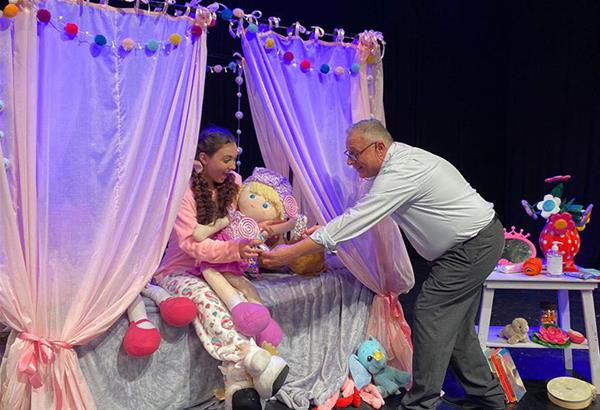 Παιδική διαδικτυακή παράσταση «Η Νίκη της Ελπίδας» από το Θέατρο Σοφούλη