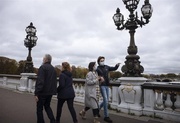 Γαλλία: Ενδεχόμενο τρίτο lockdown λόγω των νέων παραλλαγών του κορωνοϊού