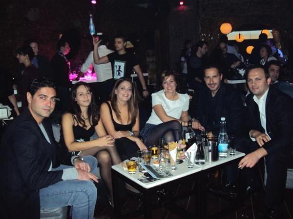 Welcome party του ομίλου Ξυνή Μακεδονίας