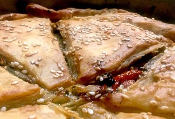 Θεσσαλονίκη οι καλύτερες χειροποίητες πίτες - σπιτικές, τώρα και στο ψυγείο σας