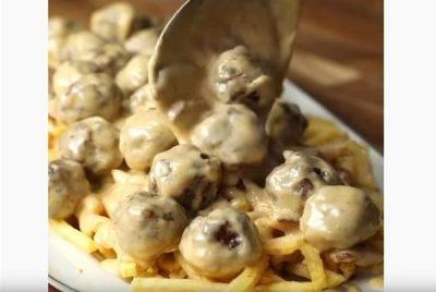 Φτιάξτε χωρίς ενοχές 8 «αμαρτωλές» συνταγές για τηγανητές πατάτες (βίντεο)