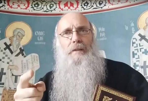 Πάτερ Αντώνιος - Θεσσαλονίκη: «Ο κορωνοϊός είναι σαν μια γρίπη»