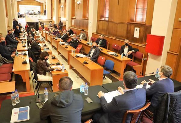 ΠΕΔΚΜ: Η σύσκεψη δεν «έβγαλε» νέα μέτρα