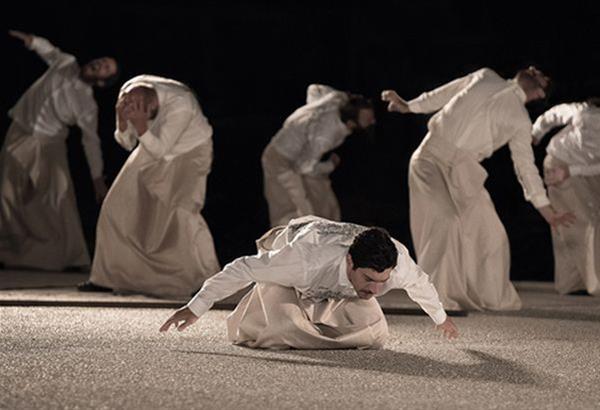 «Πέρσες» του Αισχύλου από το Εθνικό Θέατρο | κριτική παράστασης