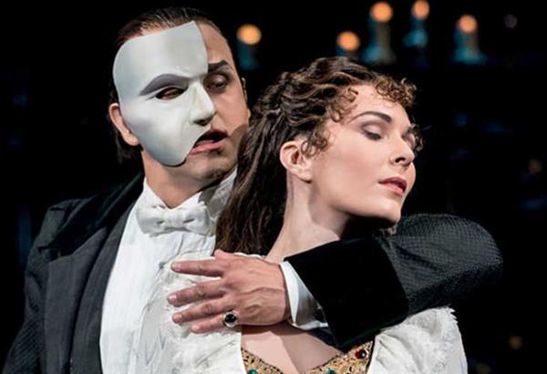The Phantom Of The Opera στο Μέγαρο Μουσικής Θεσσαλονίκης