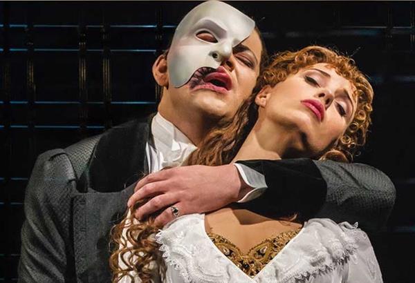 Το Phantom of the Opera έρχεται για πρώτη φορά στην Ελλάδα!