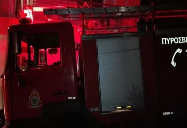Θεσσαλονίκη: Νεκρός ηλικιωμένος άντρας από φωτιά σε ισόγειο κατάστημα