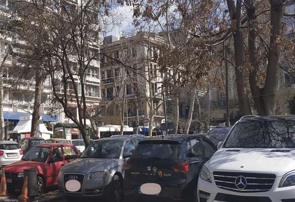 Πλατεία Ελευθερίας: Παρκινγκ ελεγχόμενης στάθμευσης στα χέρια του Δήμου Θεσσαλονίκης.