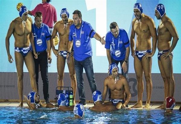 Πόλο: Η Εθνική Ανδρών συνέτριψε με 12-3 την αντίστοιχη ομάδα της Γαλλίας