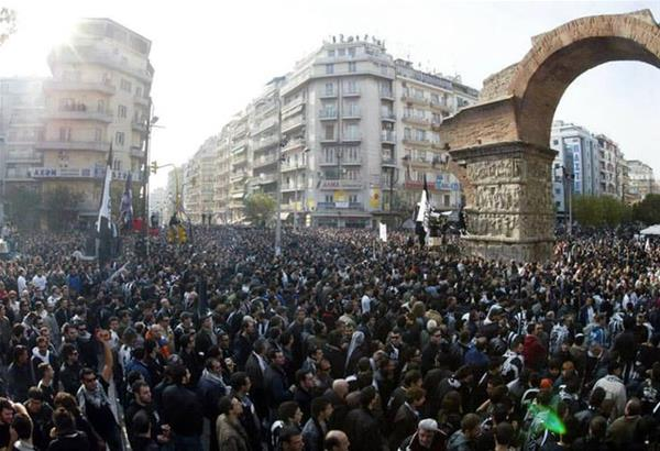 Ανακοίνωση της Θύρας 4: Συγκέντρωση και πορεία οπαδών του ΠΑΟΚ σήμερα