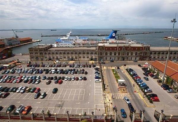 Προχωράει η δημιουργία Μουσείου Φυσικής Ιστορίας στον προβλήτα Α του λιμανιού Θεσσαλονίκης