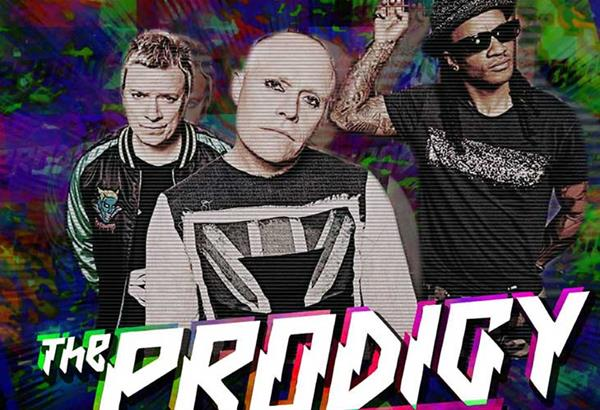 The Prodigy Rave στον πολυχώρο WE