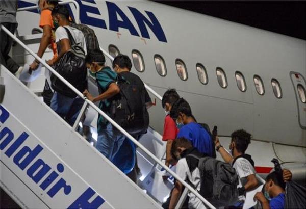 Θεσσαλονίκη: Ολοκληρώθηκε η μεταφορά των 400 ασυνόδευτων παιδιών από τη Μόρια