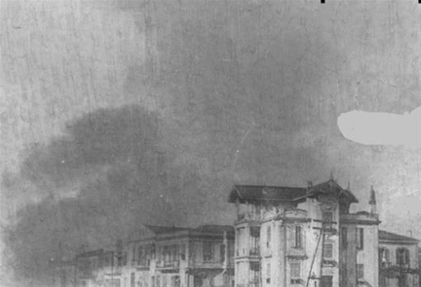 Έκθεση φωτογραφίας Η μεγάλη πυρκαγιά της Θεσσαλονίκης – 100 + 1 χρόνια μετά, στη Βίλα Πετρίδη
