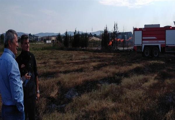 Δεν ξεπέρασε τα όρια ο δείκτης ατμοσφαιρικής ρύπανσης από την πυρκαγιά στο Ωραιόκαστρο