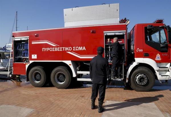Θεσσαλονίκη: Αλλαγή ηγεσίας του Πυροσβεστικού Σώματος