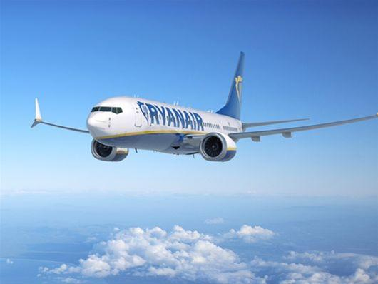 Ryanair: Χειμερινή προσφορά εισιτήρια με 10 ευρώ για 450 δρομολόγια