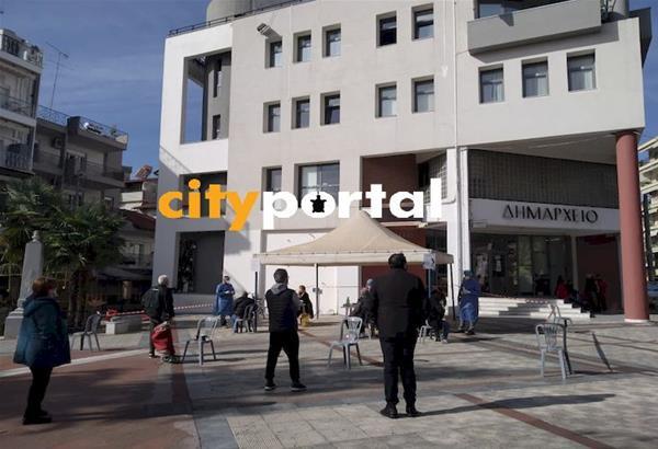 Rapid test σήμερα 2/2 στον Εύοσμο Θεσσαλονίκης: Ανησυχία για τη μετάλλαξη