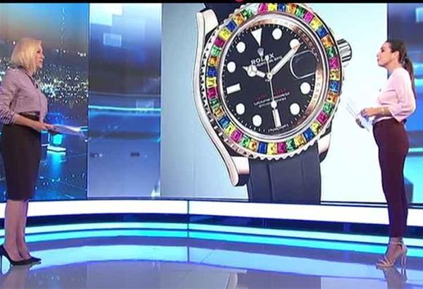 Στη Νάπολη βρέθηκε το ρολόι των 90.000 ευρώ που εκλάπη στη Μύκονο