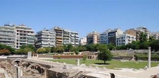 Αρχαία Αγορά (Ρωμαϊκή Αγορά) Θεσσαλονίκης