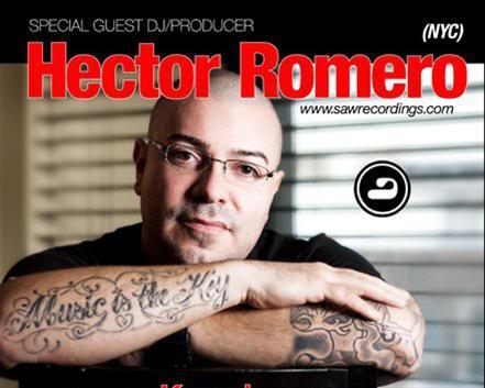 Hector Romero @ Maison Crystal