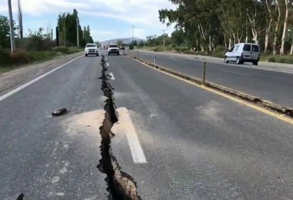 Σαν Χουάν-Αργεντινή: Πολίτες καταγράφουν σε βίντεο τη στιγμή του σεισμού των 6.4 Ρ (βίντεο)