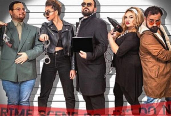 Serial Singers The Musical, στο Καφωδείο Ελληνικό