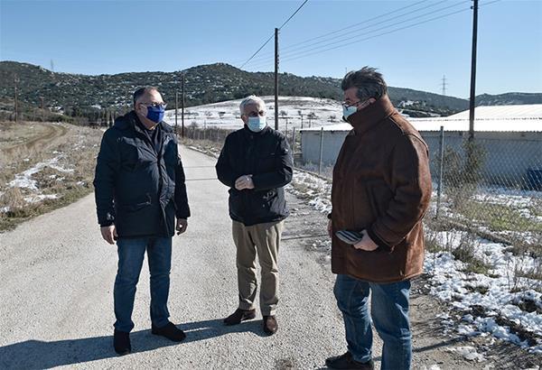 Σιμόπουλος με Δανιηλίδη: Εάν δεν βελτιωθεί το οδικό δίκτυο προς το Φίλυρο θα θρηνήσουμε θύματα