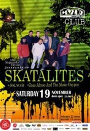 Οι Ska-Talites στο Club του Μύλου
